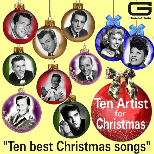 Ten Best Christmas Song