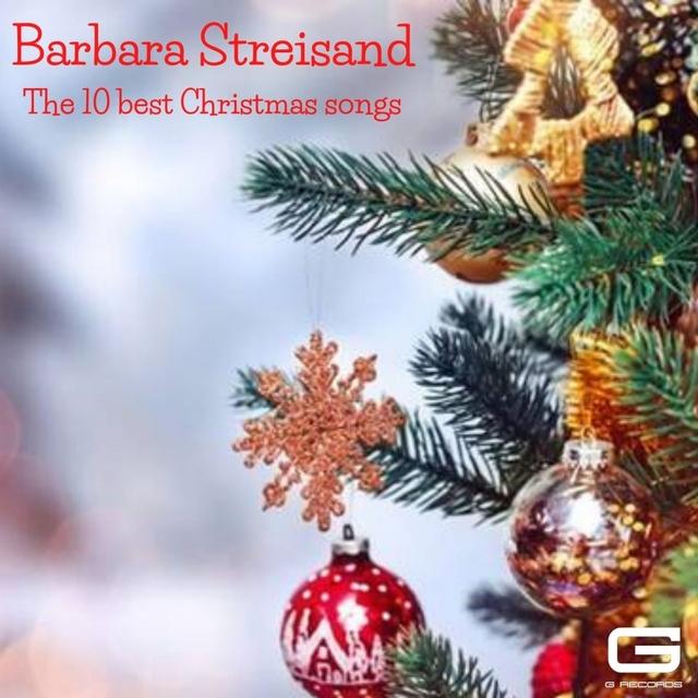 Couverture de The 10 best Christmas songs
