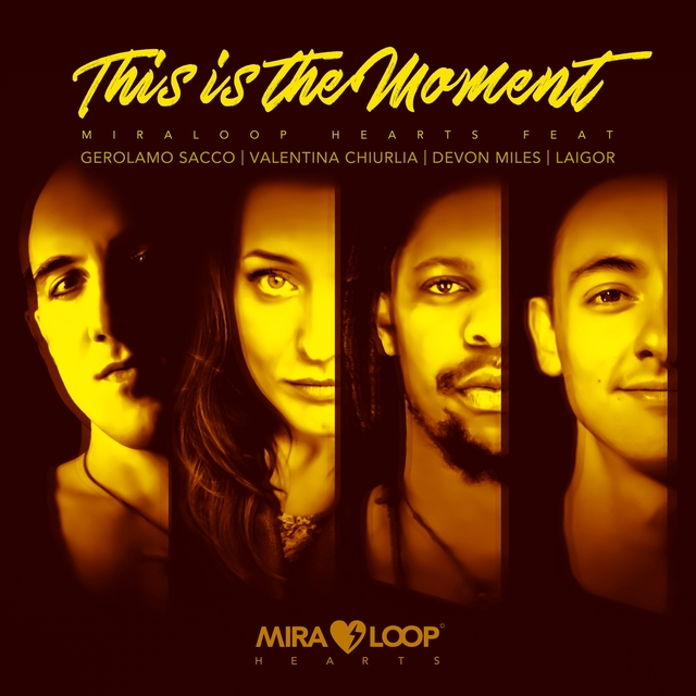 This Is the Moment