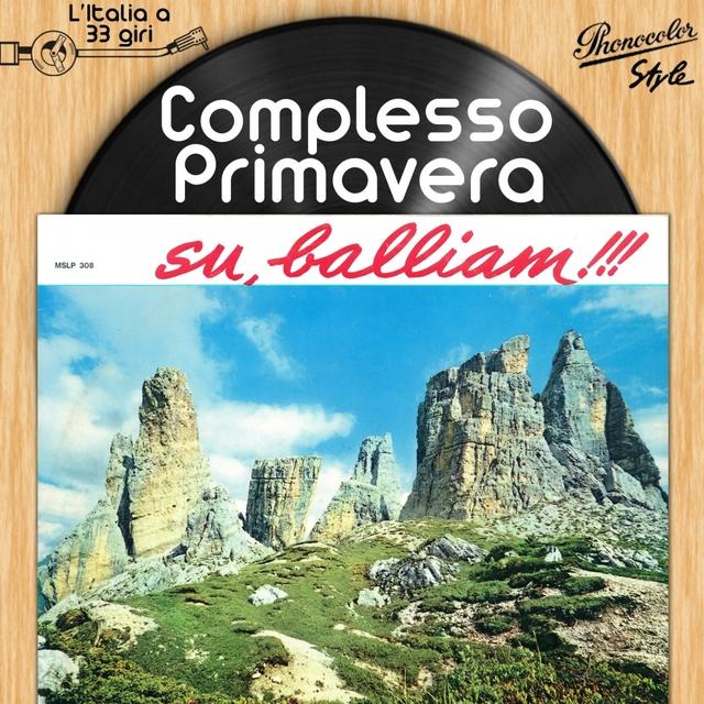 L'italia a 33 Giri: Su, Balliam!!!