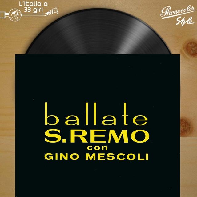 L'italia a 33 giri: ballate s.remo
