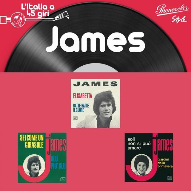 L'italia a 45 Giri: James