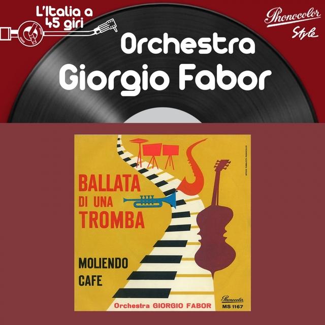L'italia a 45 giri: orchestra giorgio fabor