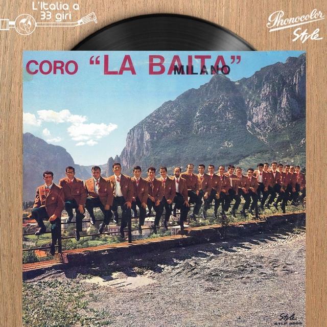 L'italia a 33 giri: canzoni di montagna
