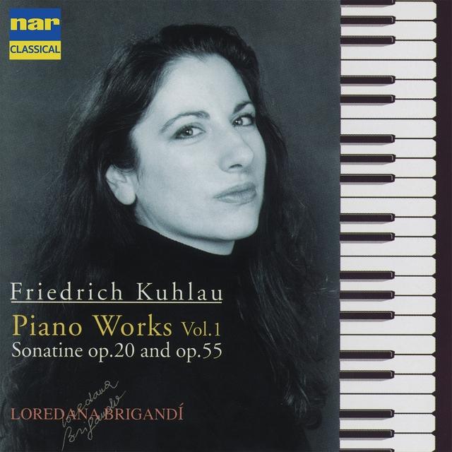 Friedrich Kuhlau: Piano Works, Vol. 1
