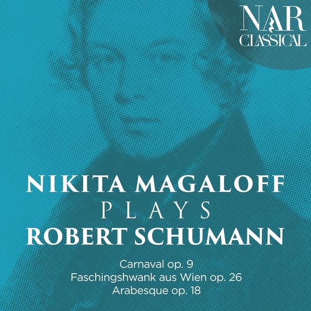 Nikita Magaloff plays Robert Schumann