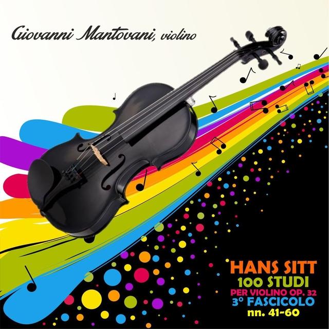 100 studi per violino op. 32 - 3° fascicolo