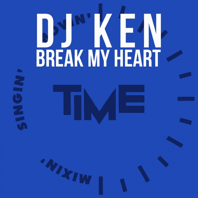 Couverture de Break My Heart