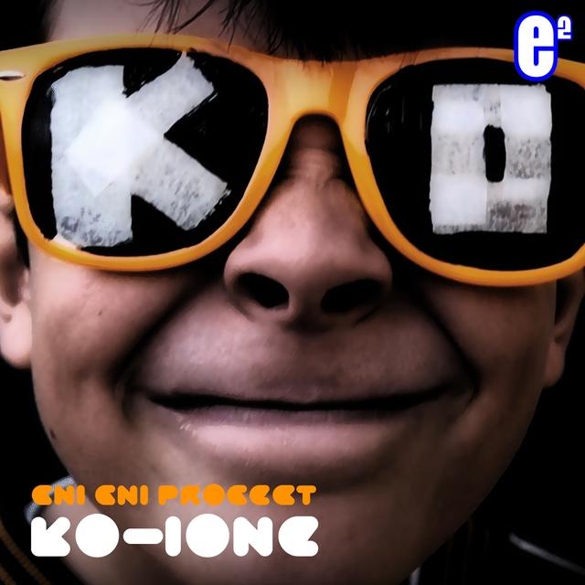 Ko-ione