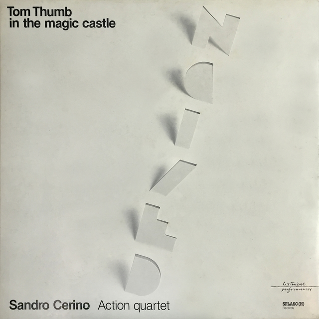 Tom Thumb in the Magic Castle