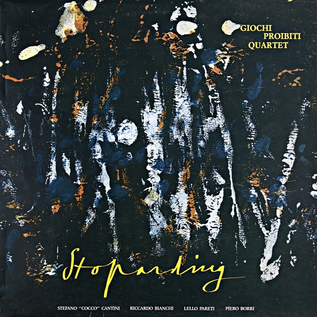 Stoparding