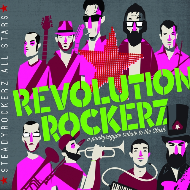 Revolution Rockerz