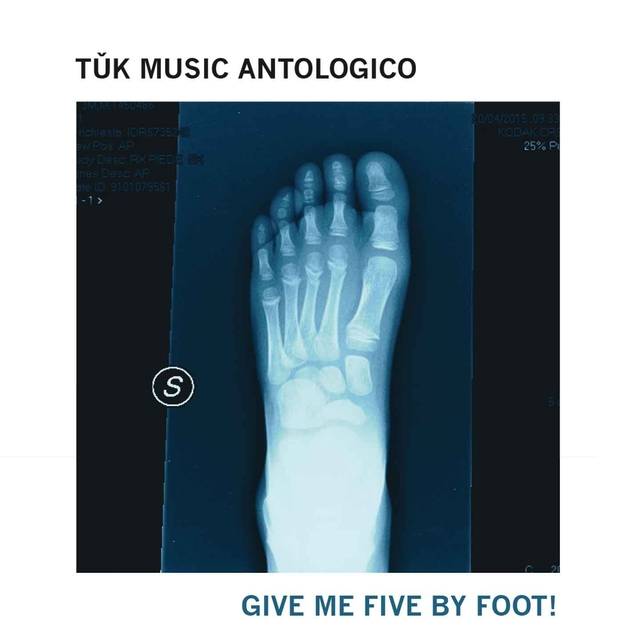 Give Me Five by Foot! (Tǔk Music antologico)