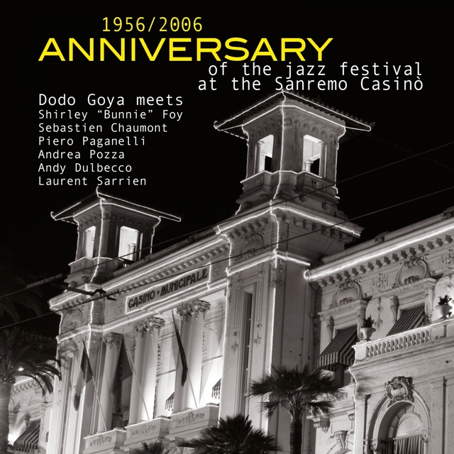 1956/2006 Anniversary of the Jazz Festival at the Sanremo Casinò