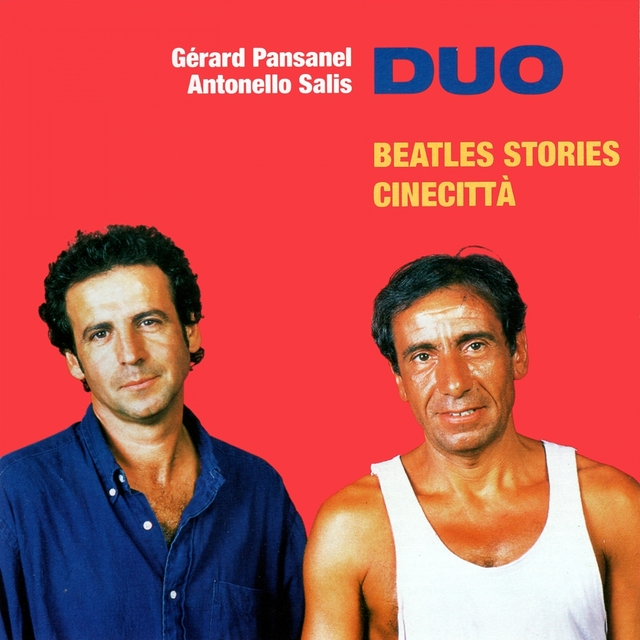 Beatles Stories & Cinecittà