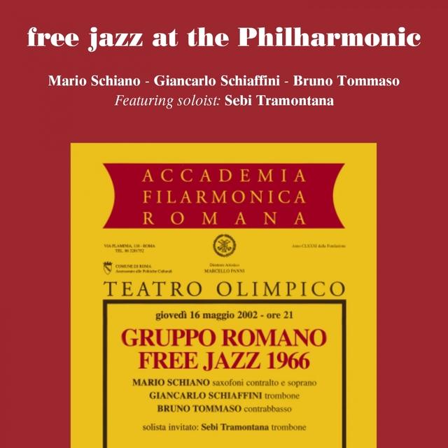 Free Jazz at the Philharmonic