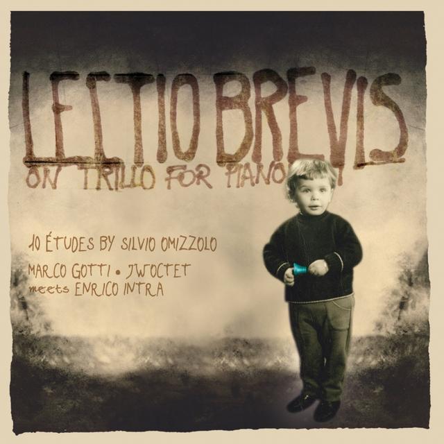 Lectio Brevis - On Trillo for Piano