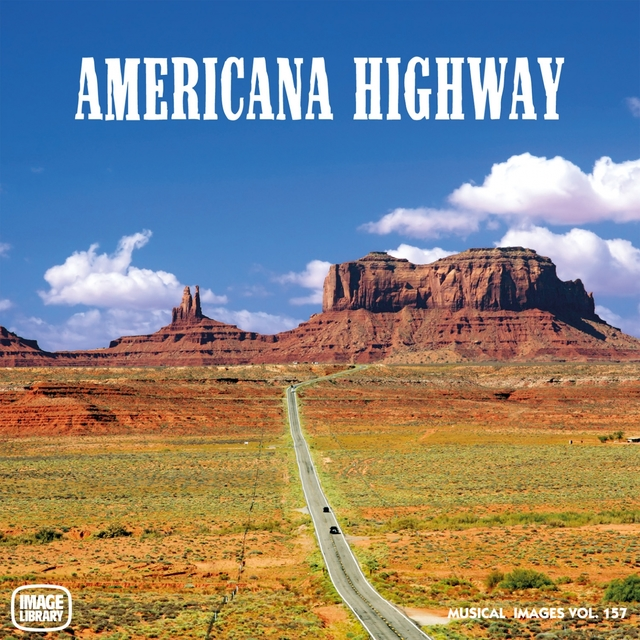 Americana Highway: Musical Images, Vol. 157