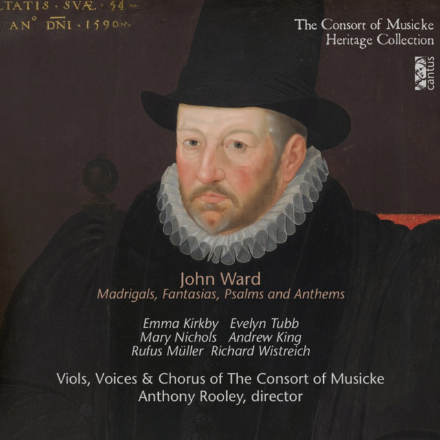 Ward: Madrigals, Fantasias, Psalms & Anthems