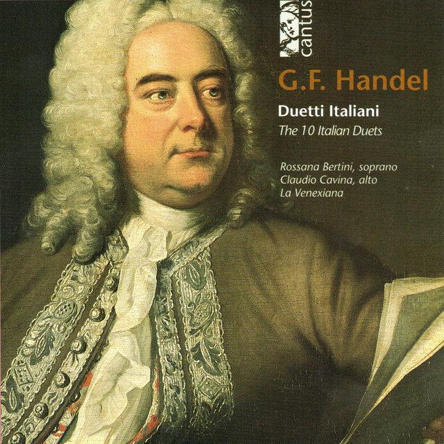 Handel: 10 duetti italiani