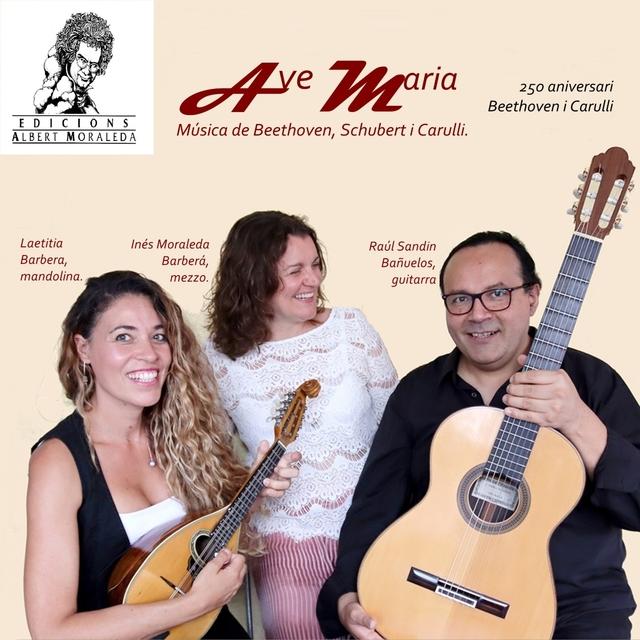 Ave Maria - Música de Beethoven Schubert Carulli