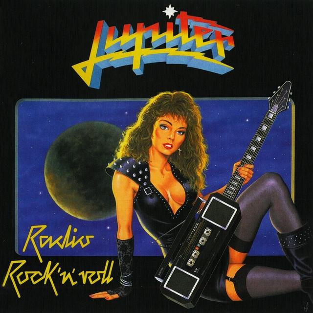 Couverture de Radio Rock'N'Roll