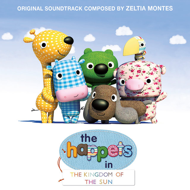 The Happets in the Kingdom of the Sun (Original Motion Picture Soundtrack)