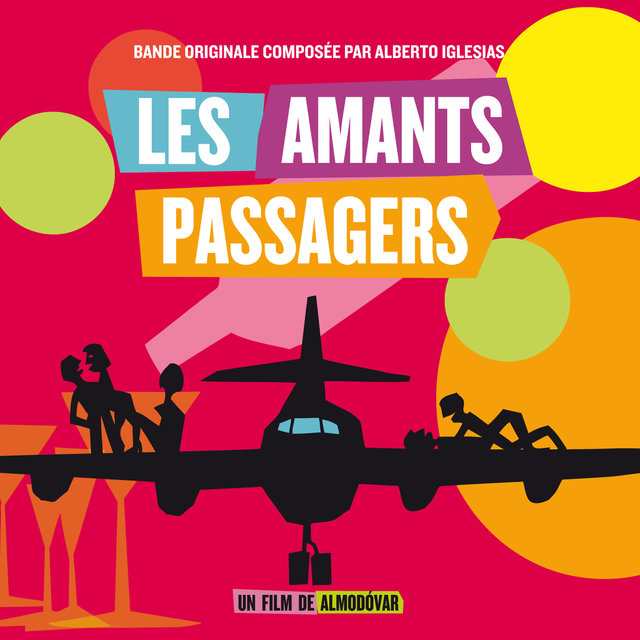 Les amants passagers (Bande originale du film)