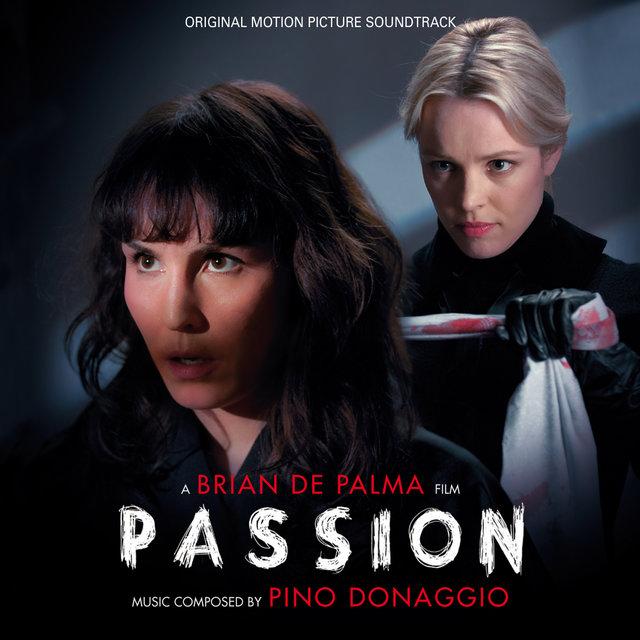 Couverture de Passion (Original Motion Picture Soundtrack)