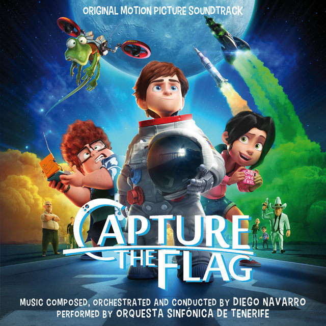 Capture the Flag (Original Motion Picture Soundtrack)