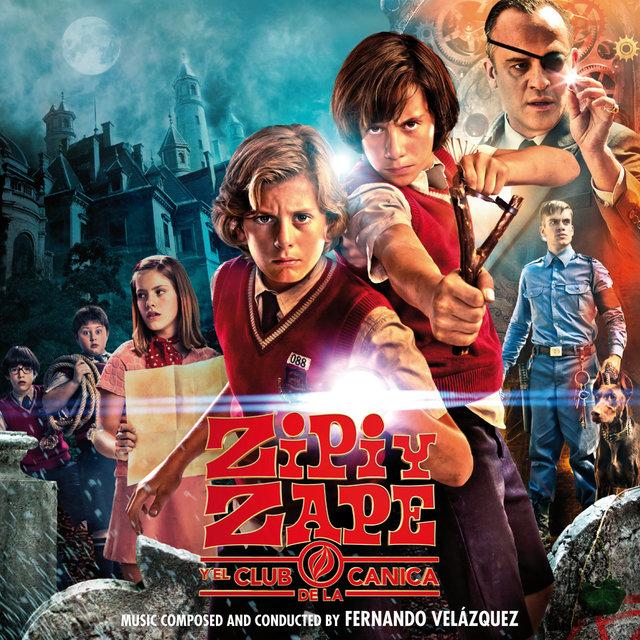 Zipi & Zape y el Club de la Canica (Banda Sonora Original)