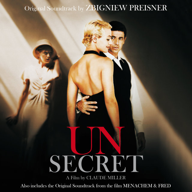 Un secret - Menachem & Fred (Original Motion Picture Soundtracks)
