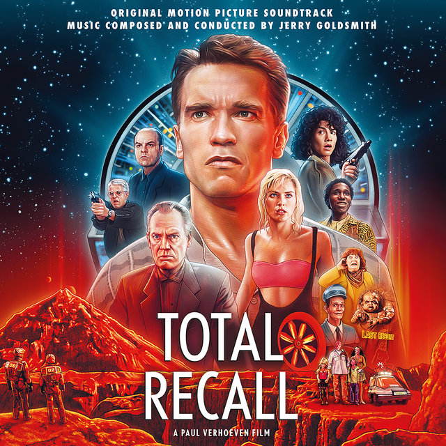Total Recall (25th Anniversary Original Motion Picture Soundtrack)