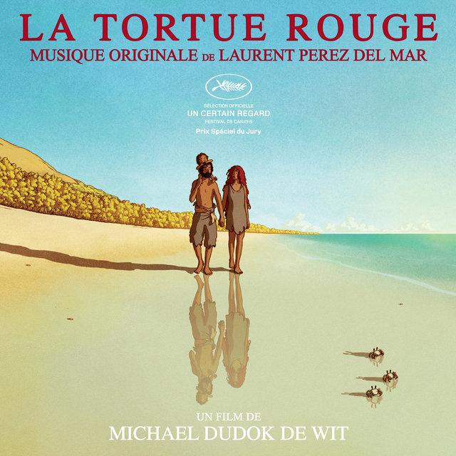 Couverture de La tortue rouge (Bande originale du film)