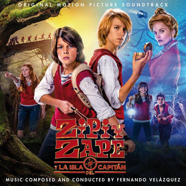 Zipi y Zape y la Isla del Capitán (Banda sonora original)