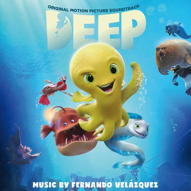 Couverture de Deep (Original Motion Picture Soundtrack)
