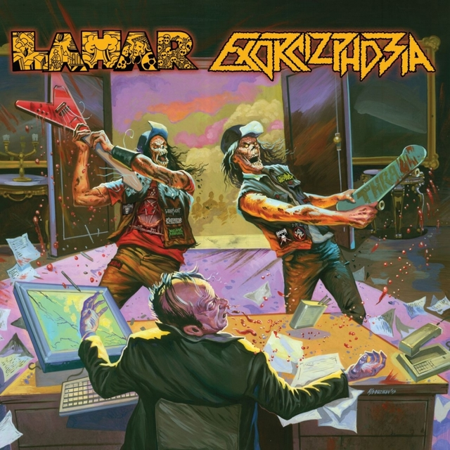 Lahar / Exorcizphobia