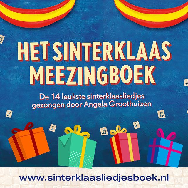 Alle Liedjes Van Het Sinterklaasmeezingboek