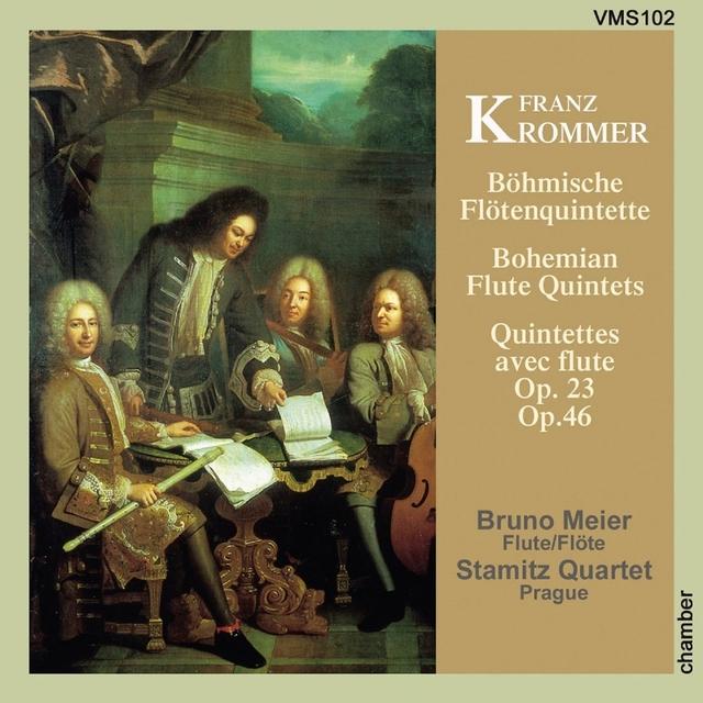Krommer: Bohemian Flute Quintets