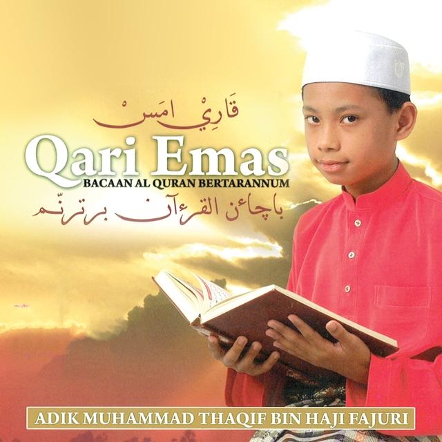 Qari Emas, Bacaan Al-Quran Bertarannum