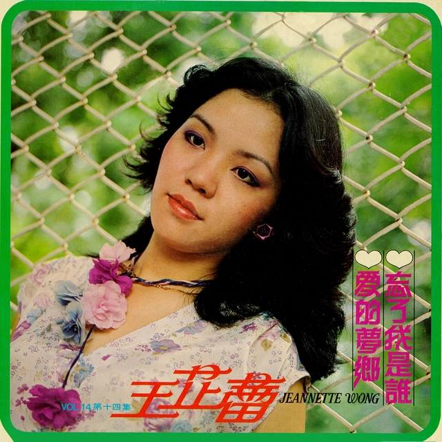 王芷蕾, Vol. 14: 愛的夢鄉 / 忘了我是誰