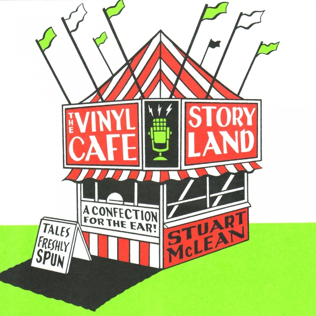 Couverture de The Vinyl Cafe Storyland