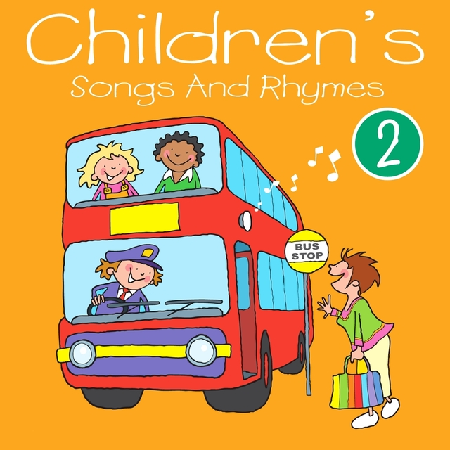 Children's Songs and Rhymes, Vol. 2
