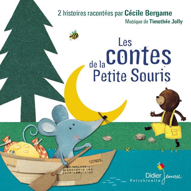Couverture de Les contes de la petite souris