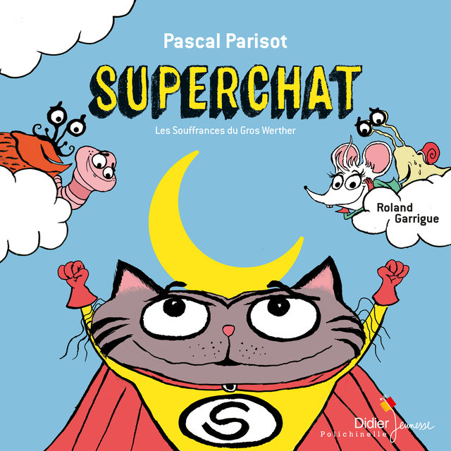 Couverture de Superchat