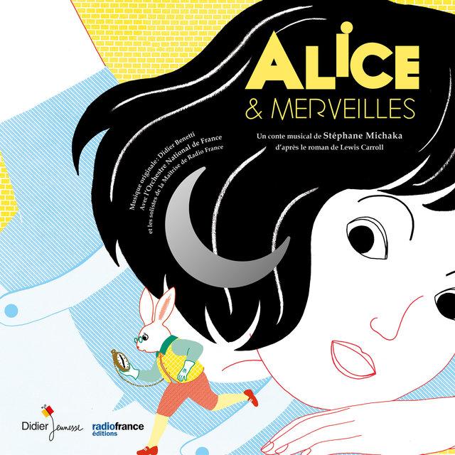 Couverture de Alice & Merveilles