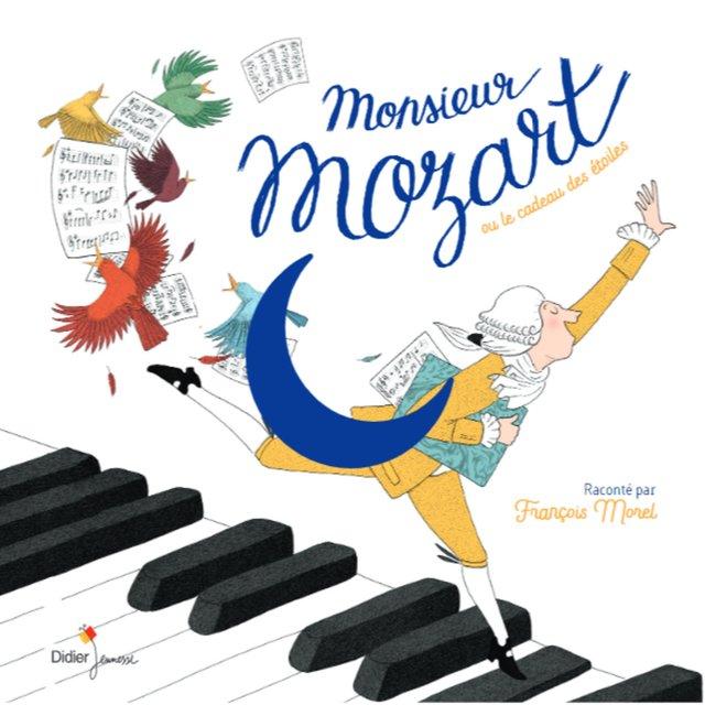 Couverture de Monsieur Mozart