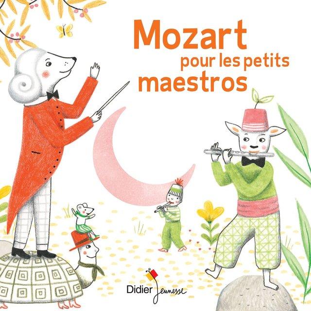 Mozart pour les petits maestros