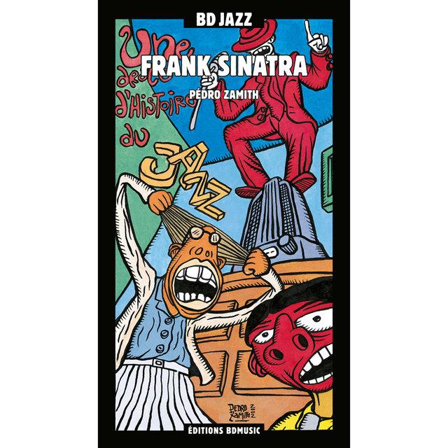 Couverture de BD Music Presents Frank Sinatra