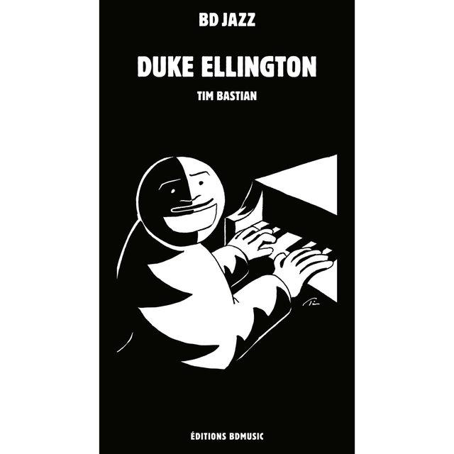 Couverture de BD Music Presents Duke Ellington